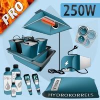 Hydroponic Indoor Kit 250W Pro