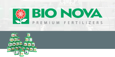 Bionova fertilizers