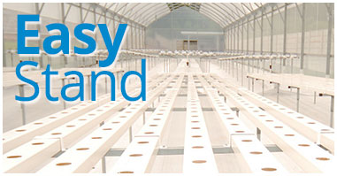 Easy Stand – Modular Structures Of Cultivation Systems