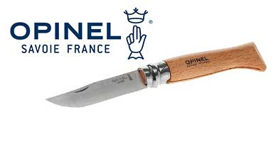 Opinel knives and Accessories
