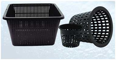 Net Pots for Hydroponic Growing