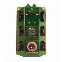 GreenPower 6 way Professional Contactor timer