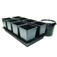 Octogrow Nutriculture + ATU (8 pots System)