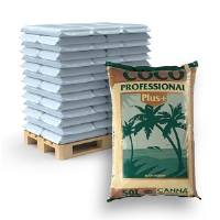 Pallet Canna Coco Professional Plus 50L (60 Pcs)