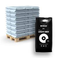 Pallet Biobizz Light-Mix 20L Soil (120 Pcs)