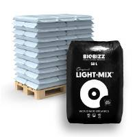 Pallet Biobizz Light-Mix 50L Soil (65 Pcs)