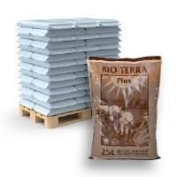 Pallet Canna Bio Terra Plus 25L Soil (100 Pcs)