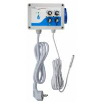 Water Timer GSE (8 A) - Irrigation and water pump control