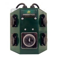 GreenPower 4 way Professional Contactor timer