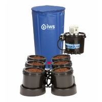 Nutriculture - IWS Flood & Drain System 6 pot