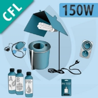 Hydroponic Indoor Kit 150W CFL
