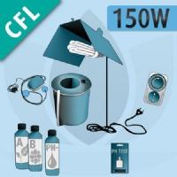 Hydroponic Indoor Kit 150W CFL