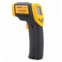 Laser LCD Infrared Digital Thermometer Heat Meter Temperature Measuring Gun