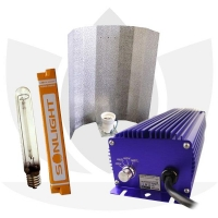 Light Kit Lumatek Electronic Dim - Sonlight AGRO 600W