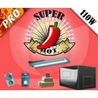Chilli Germination Kit  - PRO with Neon 110w