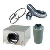 Extractor Fan Kit - Silent Pro 31,5cm