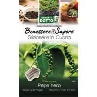 Black Pepper Seeds (Piper nigrum) by Sementi Dotto