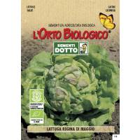LETTUCE MAY SPRING 3,5gr  - Bio Garden Seeds by Sementi Dotto