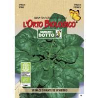 SPINASH 4,9gr - Bio Garden Seeds by Sementi Dotto
