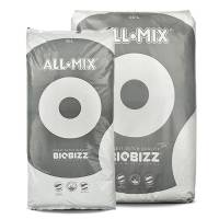 BioBizz All Mix - prefertlised Soil for indoor growing