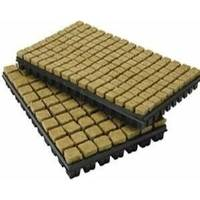 Rockwool Cube 2,5 x 2,5cm - Tray