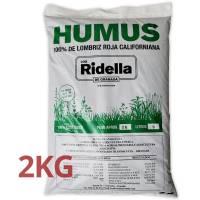 Los Ridella Californian Worm Humus - 2Kg