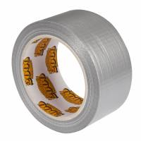 Waterproof adhesive Binding Cloth Tape - Silver