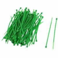 Green Nylon Cable Tie 200x4,50 mm - 100pc