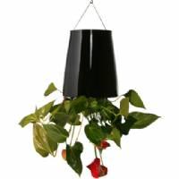 Boskke Sky Planter M (Black)