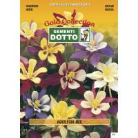 Columbine (Aquilegia caerulea)  - Gold Seeds by Sementi Dotto - 0.45gr