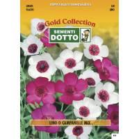 Linum (Linum grandiflorum) mix  - Gold Seeds by Sementi Dotto 4gr