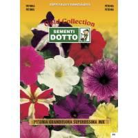 Petunia (Petunia hybrida) mix - by Sementi Dotto 0.02gr
