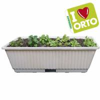 Planter by Verdemax - I LOVE ORTO -  67 x 37 x h 20 cm