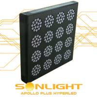 Led Apollo PLUS Hyperled Sonlight 16 (256x3w) 768W - Agro