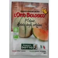 Organic Seeds Melon Cucumis melo L.