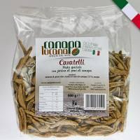 Canapa Lucana - Hemp Cavatelli 500G