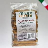 Italian Tozzetti with Raisins 250gr