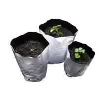 Folding Plant Pot - White - 22x35 - 3,8L