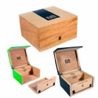 Fum Box Small B4CC - Table Storage Box with Humidifier