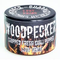Hot Chilli Sauce - Woodpecker 42G