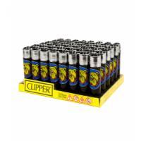 The Bulldog - Black Clipper Logo
