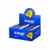 The Bulldog - Blue 33 Filter Tip - Box 50pcs