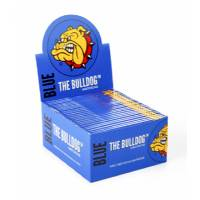 The Bulldog - King Size Blue Smoking Papers 32 Leaves 50 pcs