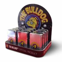 The Bulldog - Zippo Silver Lighter