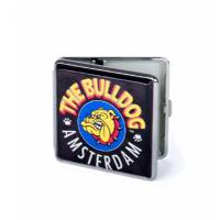 The Bulldog - Cigarette Case Logo