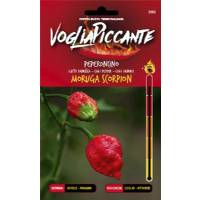 VogliaPiccante Pepper Seeds - Moruga Scorpion
