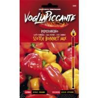 VogliaPiccante Pepper Seeds - Scotch Bonnet Mix