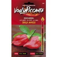 VogliaPiccante Pepper Seeds - Naga Morich