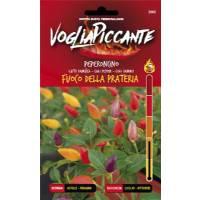 VogliaPiccante Pepper Seeds - Fuoco della Prateria
