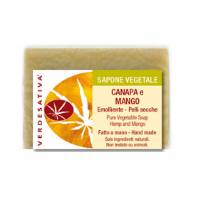 Verdesativa - Hemp and Mango Soap